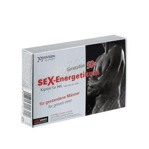 JOYDIVISION EROPHARM ENERGETIC SEX 50 + 40 CAPSULES