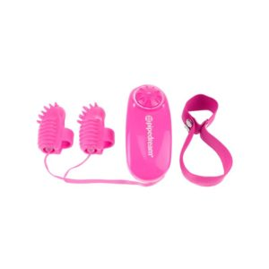 NEON MAGIC TOUCH FINGER FUN PINK