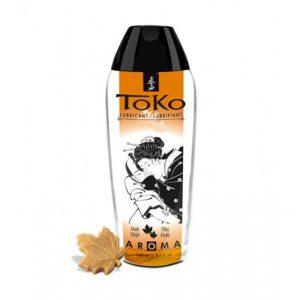 SHUNGA LUBRICANT TOKO AROMA MAPLE DELIGHT