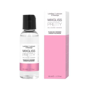 MIXGLISS SILICONE LUBE CHERRY 50 ML