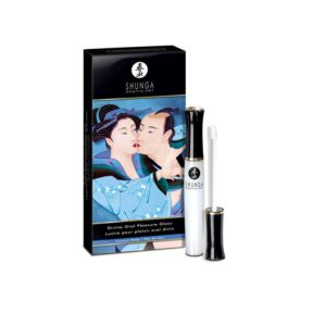 SHUNGA GLOSS FOR ORAL PLEASURE COCONOUT WATER