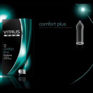 VITALIS 12 UNTS COMFORT PLUS