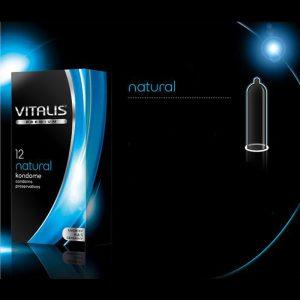 VITALIS 12 UNTS NATURAL