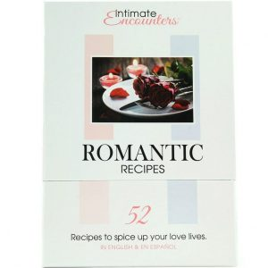 KHEPER GAMES 52 ROMANTIC RECIPES TO SPICE UP YOUR LIVES LIVES