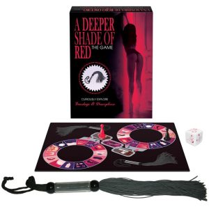 KHEPER GAMES A DEEPER SHADE OF RED GAME