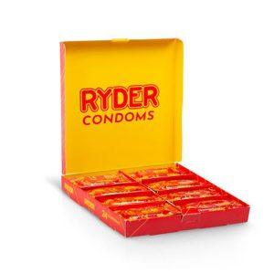 RYDER CONDOMS 24 PIECES