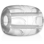 POWERING SUPER FLEXIBLE RESISTANT RING PR11 CLEAR 5cm