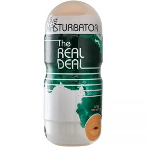 ALIVE MASTURBATOR THE REAL DEAL MOUTH 16cm