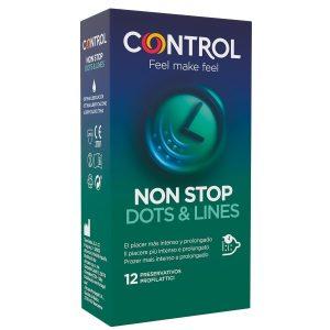CONTROL NONSTOP DOTS AND LINES 12 UNITS