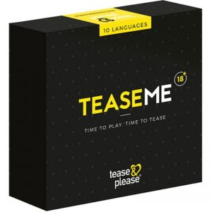 TEASE & PLEASE EROTIC SET GAME FOR COUPLES TEASE ME