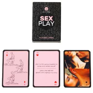 SECRETPLAY SEX PLAY PLAYING CARDS
