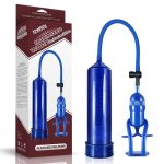 LOVETOY PENIS PUMP MAXIMIZER WORX LIMITED EDITION BLUE
